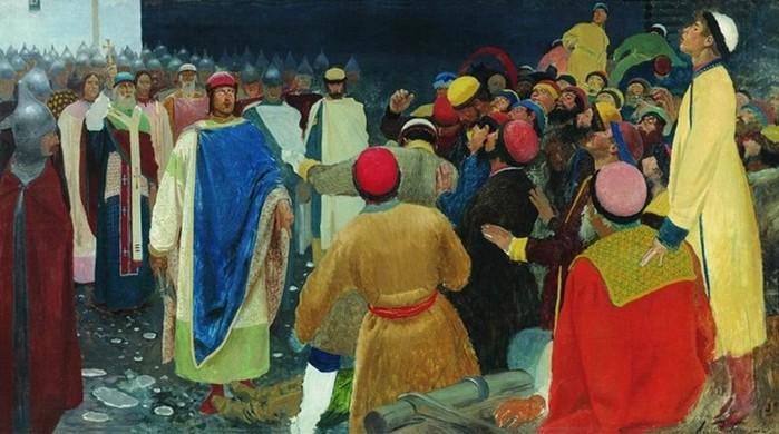Самые знатные кланы Новгорода