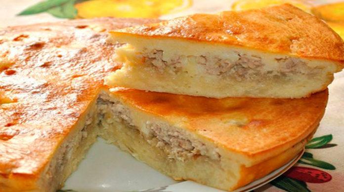 поделки шишек закрытый пирог с картошкой и сайрой закрою