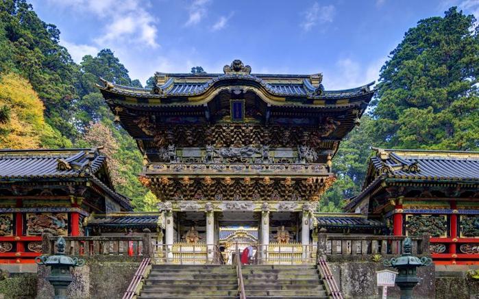 ботанический сад никко япония 10 (700x437, 431Kb)