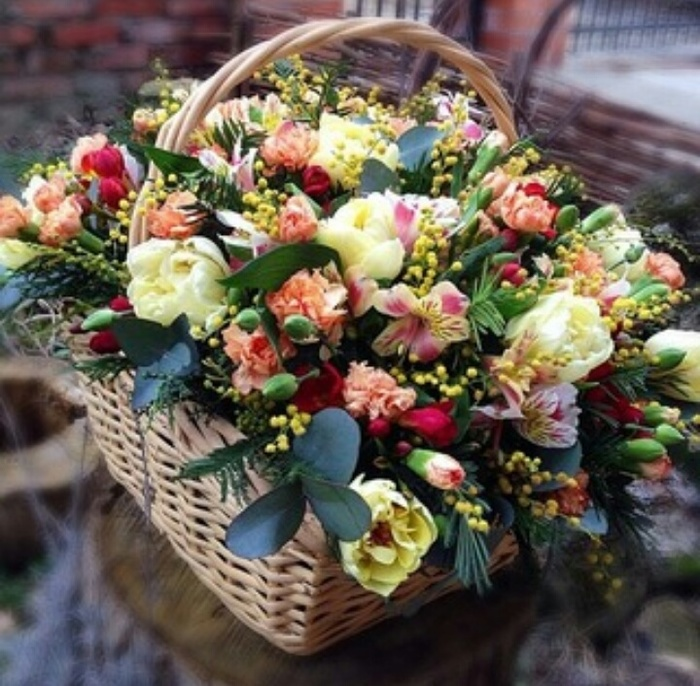 дизайнерская не обычные букеты цветов ветеринарные
