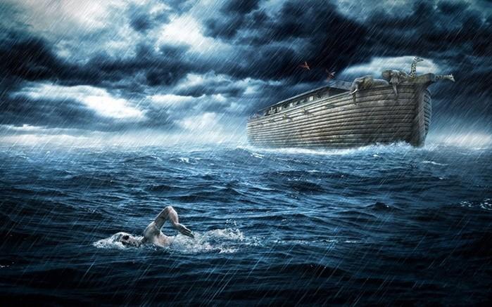 Атлантида, Всемирный потоп и другие загадки древности