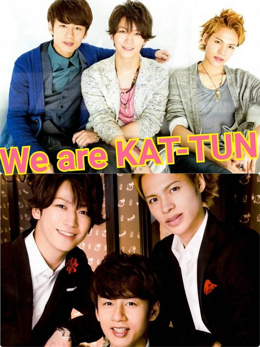 KAT-TUN 1577 We are KAT-TUN! (twitter.kicyan23) (525x700, 86Kb)
