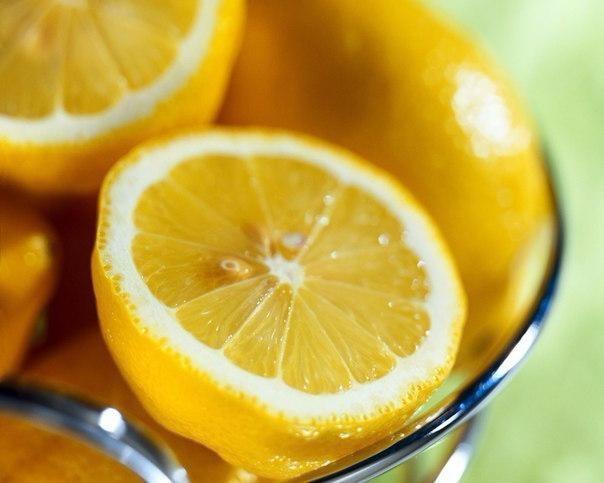 лимонные рецепты