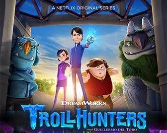 Сериал Охотники на троллей (Trollhunters) – новый мультипликационный сериал для детишек!