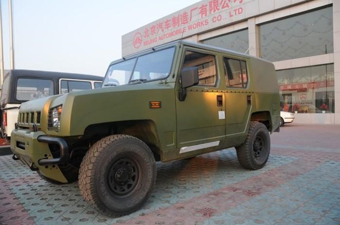 Китайская армия США