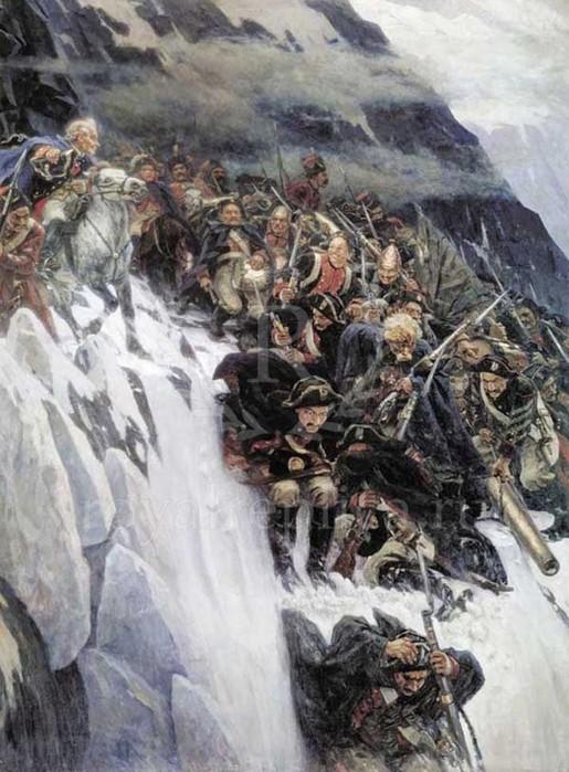 Переход Суворова через Альпы. Неизвестные факты