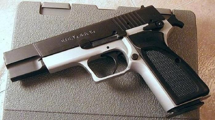 Пистолет Аркус 94