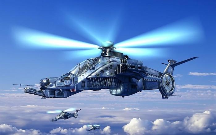 Вертолет пятого поколения   проект