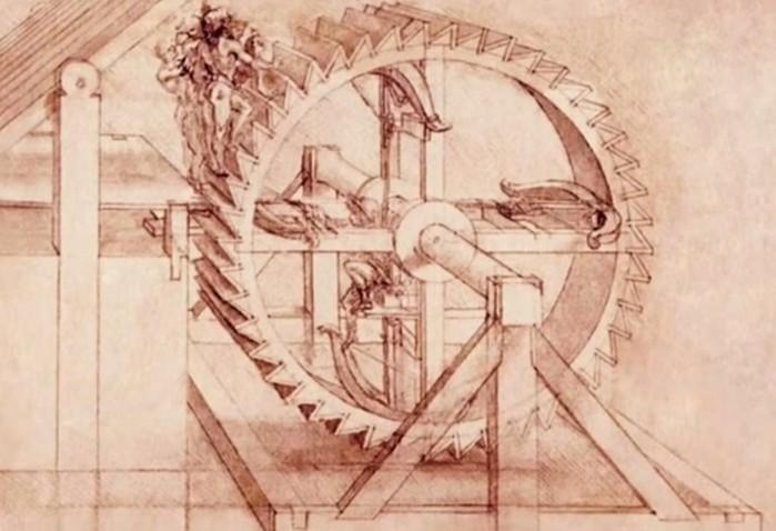 Леонардо да Винчи: военные изобретения гения, используемые до сих пор