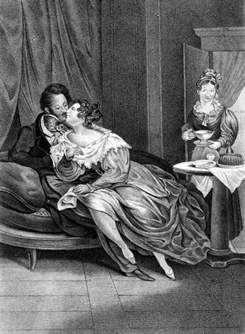 Викторианская эпоха: 38 правил сексуального этикета