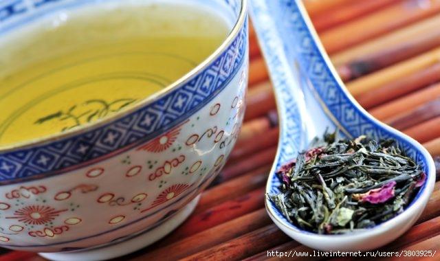 чай для похудения с кассией