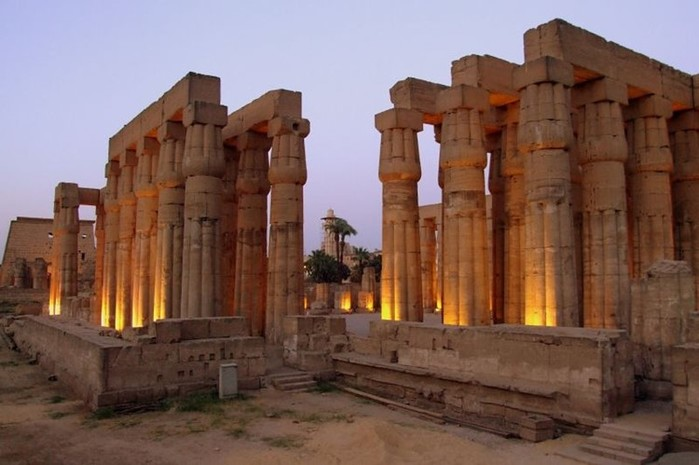 Самые интересные факты о колоннах в архитектуре