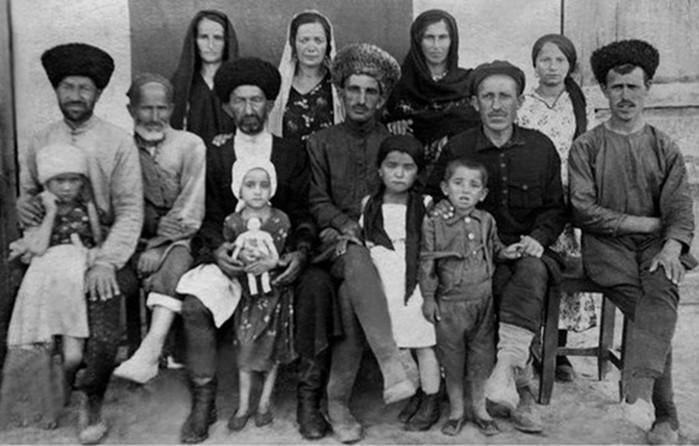 Чеченские традиции воспитания детей