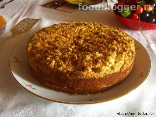 Лимонный пирог (1) (500x375, 126Kb)