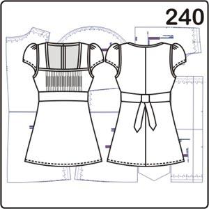 выкройка короткой туники с коротким рукавом/4124452_240 (300x300, 15Kb)