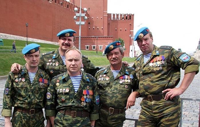 Кого брали служить в десантные войска в Советском Союзе