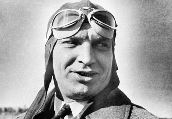 Гениальный летчик и воздушный хулиган Валерий Чкалов