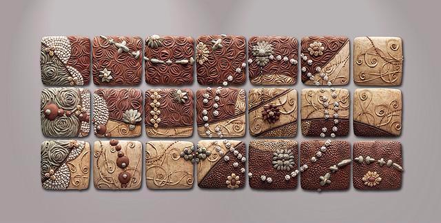 Крис Грудер керамические панно 1 (640x323, 227Kb)