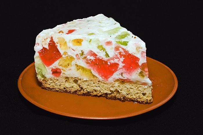 Торт стекло фото или видео