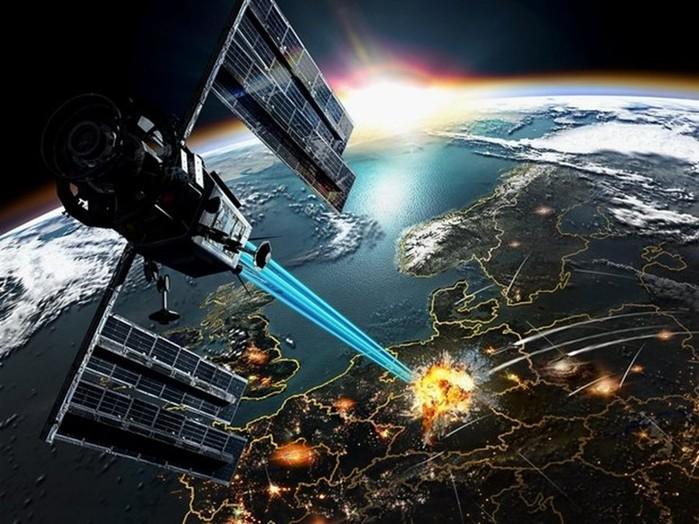 Космическая оборона России проиграла звездные войны вероятному противнику
