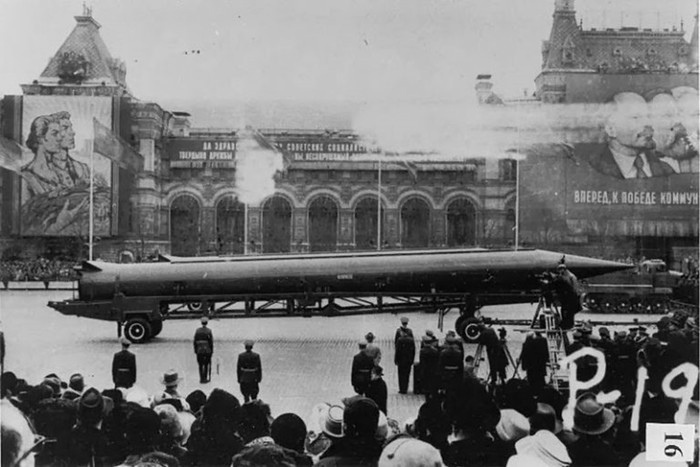 Накакие американские города были нацелены советские ядерные ракеты