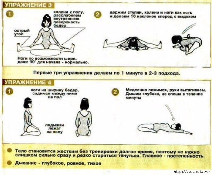 секретная гимнастика для похудения отзывы