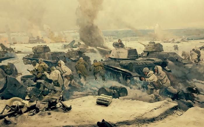 5 самых важных сражений Второй мировой войны