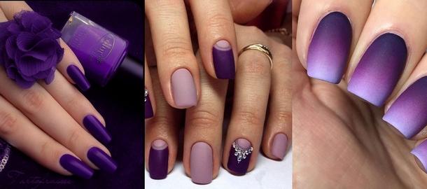 Какие модные цвета лака для ногтей 2017 новинки