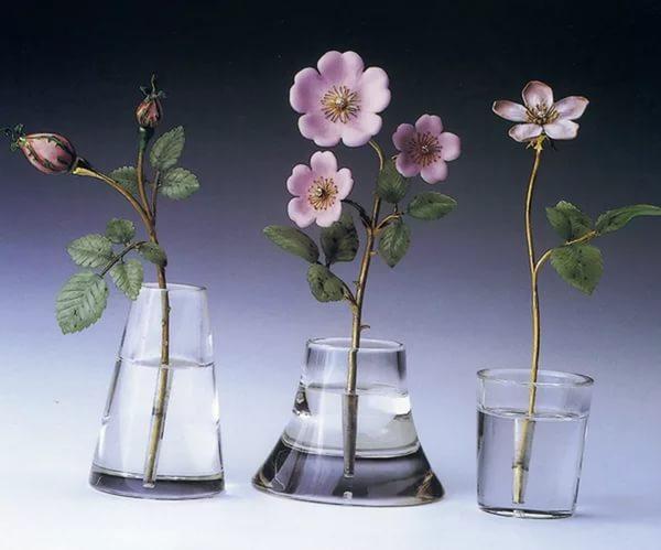 цветы из минералов 10 (600x499, 136Kb)