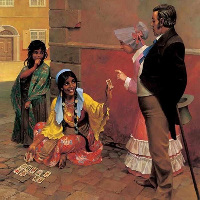 Мифы и факты о «цыганском гипнозе»