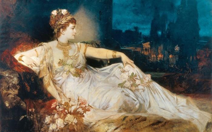Роковые женщины в истории человечества