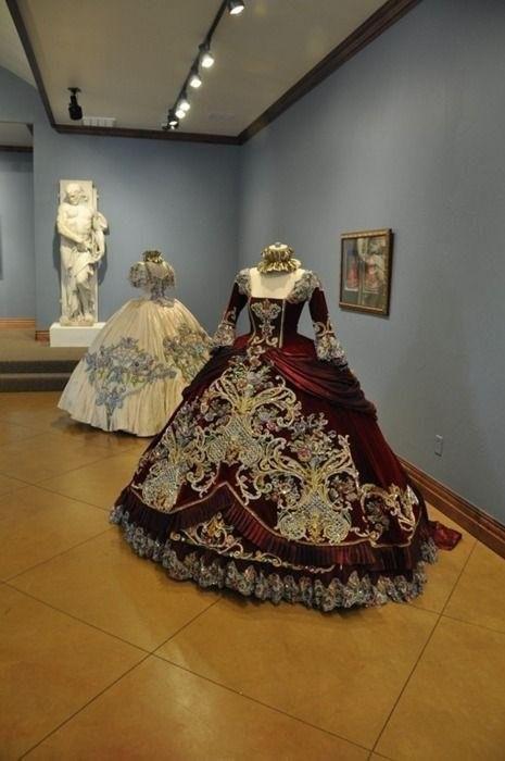 Бальные платья дебютанток 18-19 веков.345 (465x700, 199Kb)