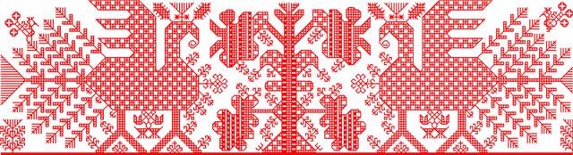 Русское узорочье (640x174, 296Kb)