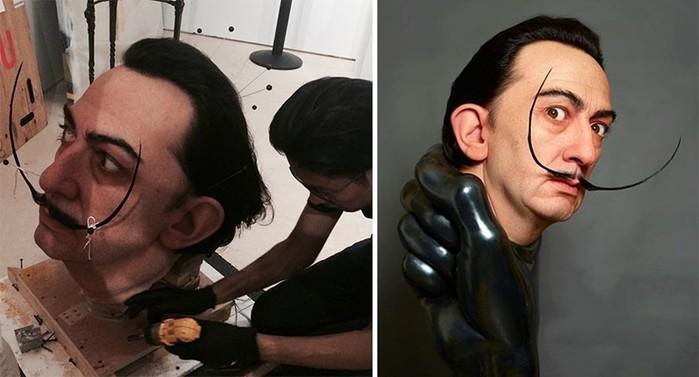 Невероятные реалистичные скульптуры японца Кацухиро Судзи