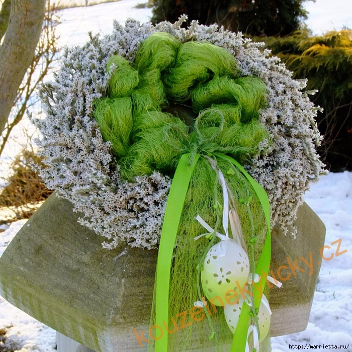 Пасхальная флористика. 35 вдохновляющих идей к празднику (13) (700x700, 459Kb)