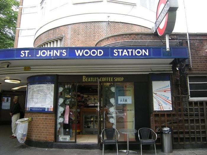 St. John`s Wood
