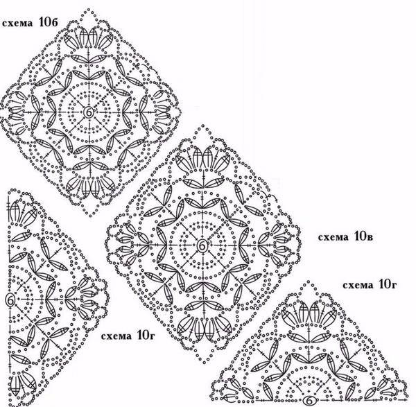 красивый квадрат (600x587, 316Kb)