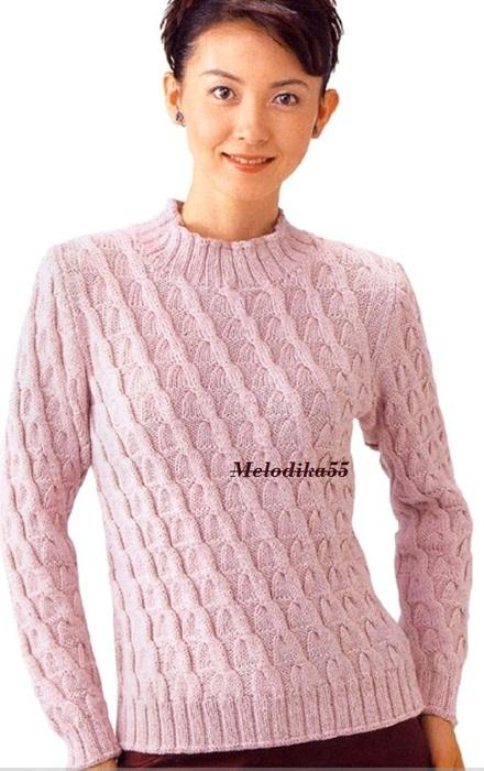 Японские Пуловеры