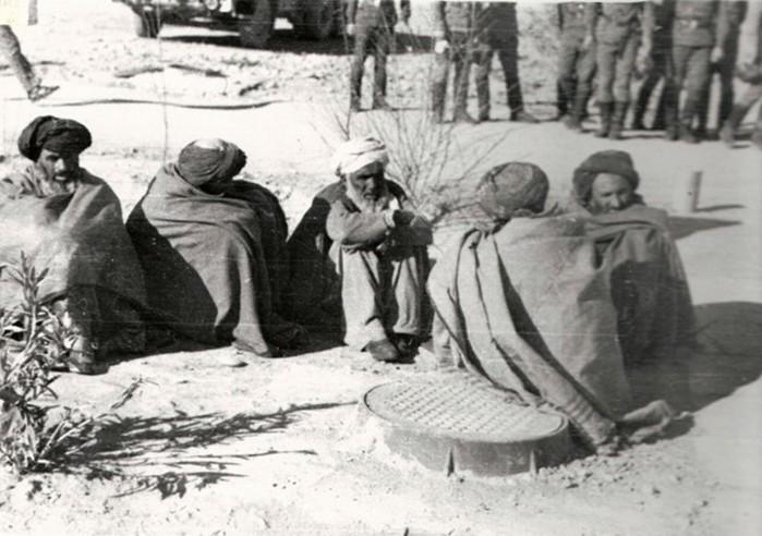 Как пытали и убивали душманов-моджахедов, взятых в плен во время Афганской войны