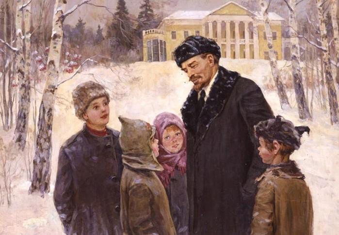 Внебрачные дети и внуки Владимира Ильича Ленина