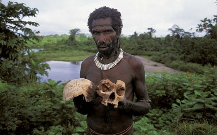 Каннибализм в современных странах: где до сих пор едят людей?