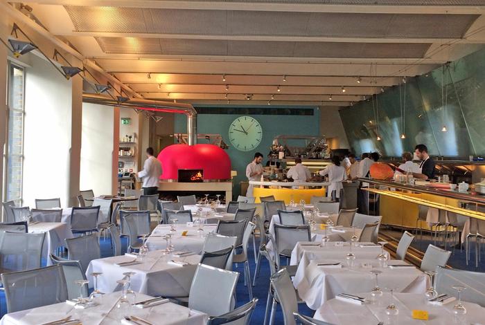 ресторан The River Cafe лондон 1 (700x470, 382Kb)