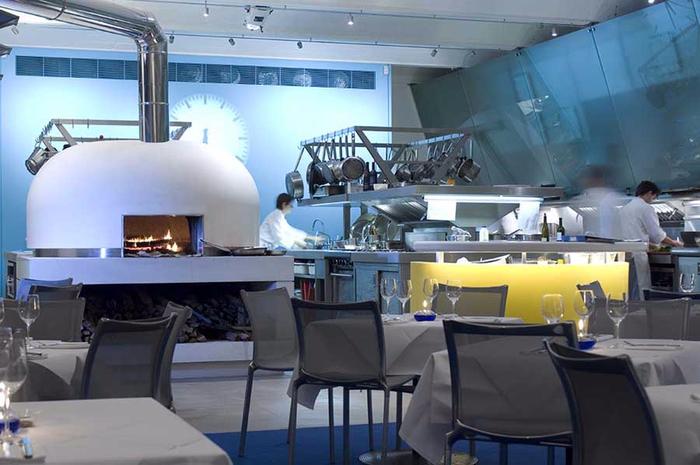 ресторан The River Cafe лондон 3 (700x465, 295Kb)