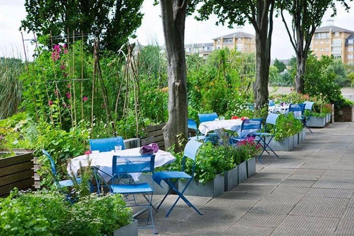 ресторан The River Cafe лондон 5 (700x466, 461Kb)