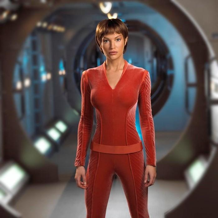 Звезды со звезд! 15 самых красивых инопланетянок из фильмов и сериалов