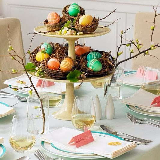 tiered easter egg centerpiece (533x533, 275Kb)