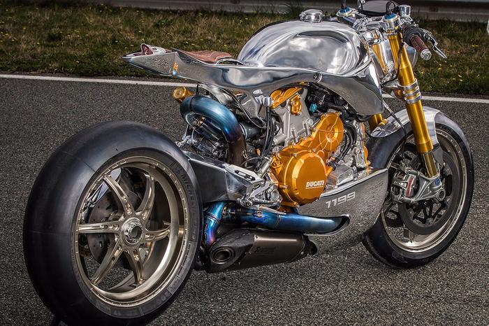 байк Cafe Racer Ducati 1199  4 (700x466, 434Kb)