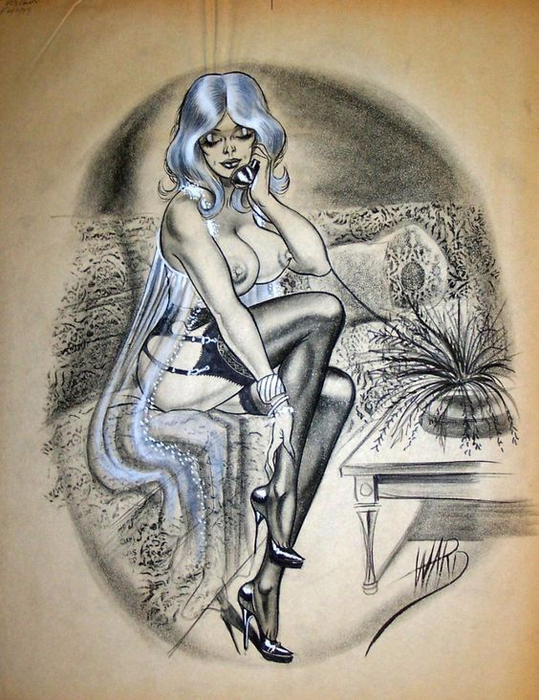 illustrations by Bill Ward3-1 (539x700, 413Kb)