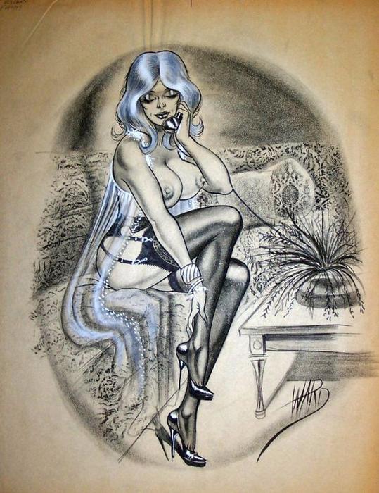 illustrations by Bill Ward3-1 (539x700, 413Kb)