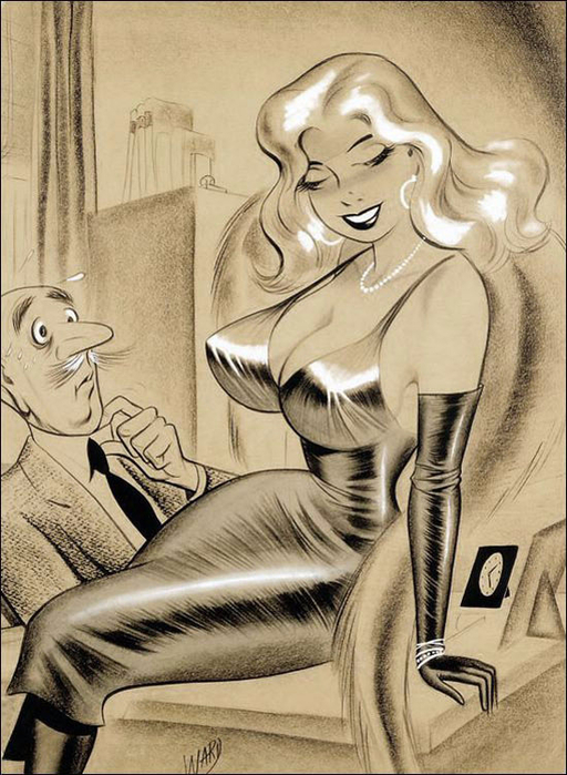 illustrations by Bill Ward5в (512x700, 381Kb)